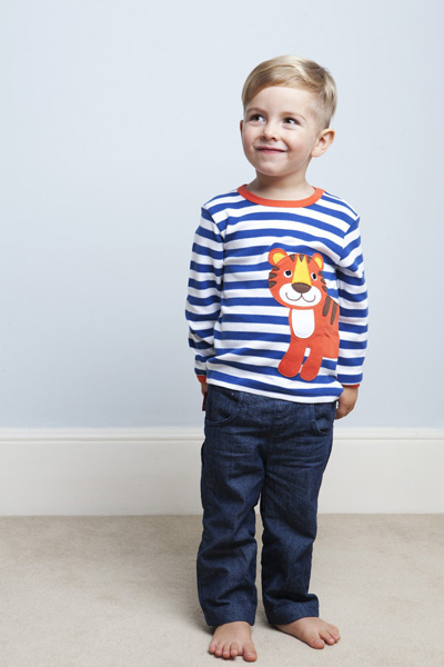 Toby Tiger jeans sfeerfoto