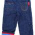 Toby Tiger jeans achterkant maat 98 t/m 116