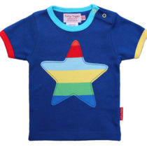 Toby Tiger t-shirt happy star