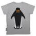 Coq en Pate t-shirt achterzijde