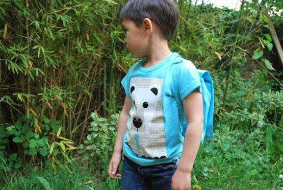 Coq en Pate t-shirt ijsbeer sfeer I