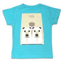 Coq en Pate t-shirt ijsbeer
