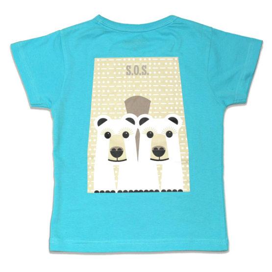 Coq en Pâte t-shirt IJsbeer