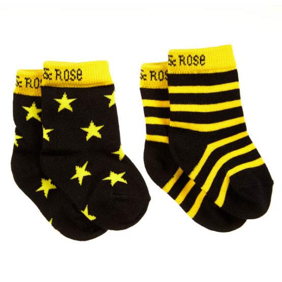 Blade & Rose sokken Raket – 0-6 maand