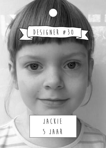 Mevrouwtje*Meneertje designer Jackie
