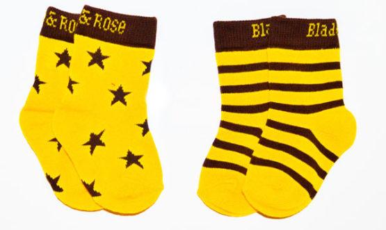 Blade & Rose sokken Robot – 0-6 maand
