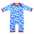 Toby Tiger jumpsuit Blue Farm