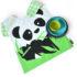 Coq en Pâte dinnerset Panda