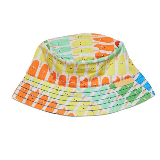Boys & Girls Tutti Frutti zonnehoedje – S (6-12 maand)