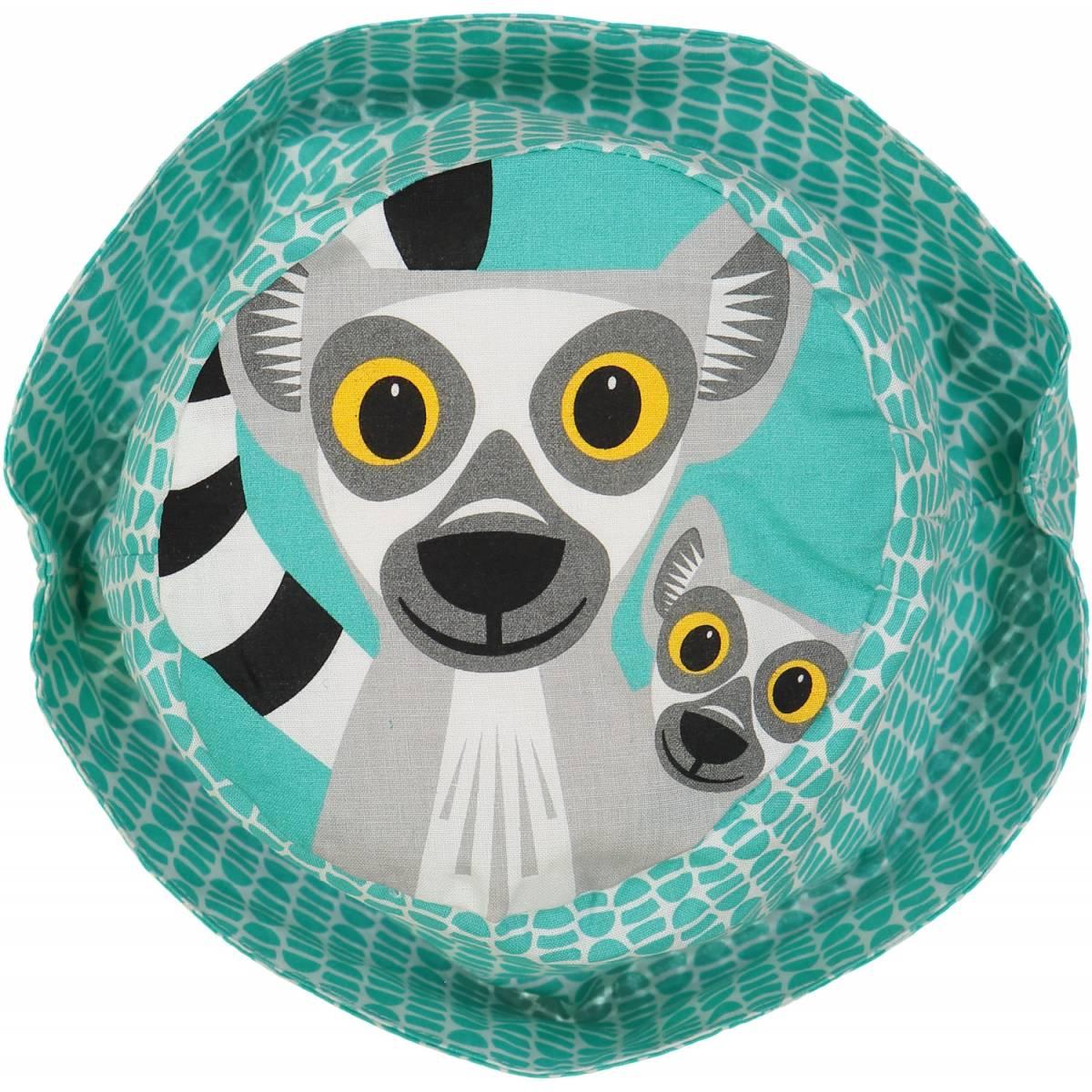 Coq en Pâte zonnehoedje Lemur
