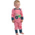 Piccalilly jumpsuit Tractor en biggetje sfeer