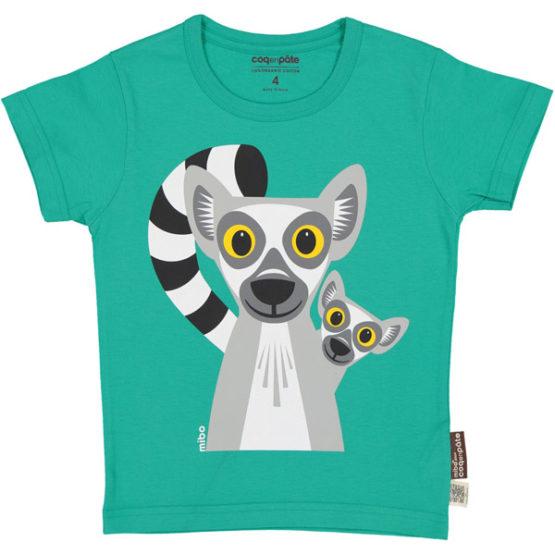 Coq en Pâte t-shirt Lemur