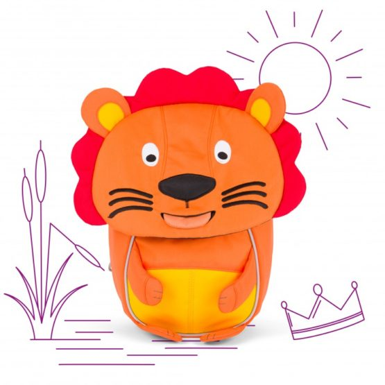 Affenzahn rugzak Small Friends – Lena Lion