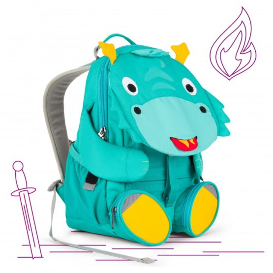 Affenzahn big Wonderful friends Danny Dragon-7032