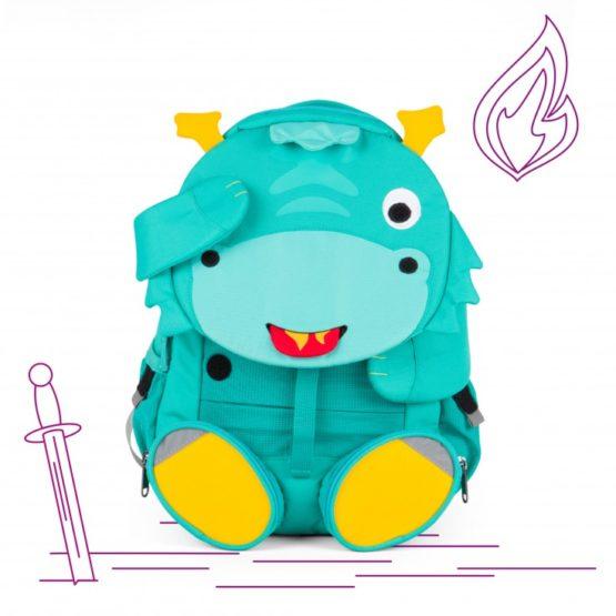 Affenzahn big Wonderful friends Danny Dragon-7034
