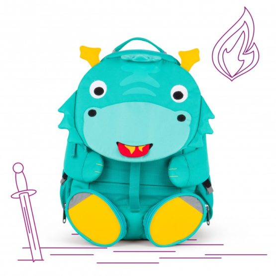 Affenzahn rugzak Big Friends – Danny Dragon