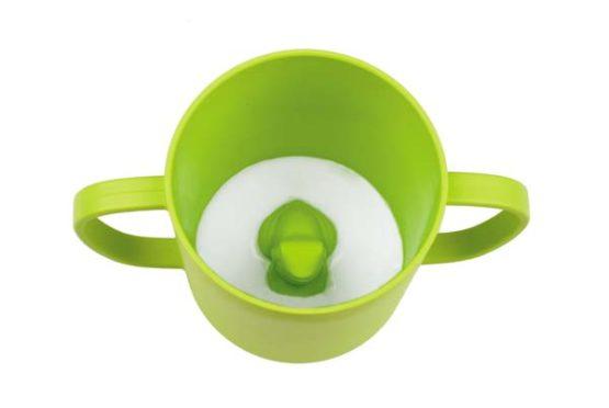 JJ Rabbit Cuppies Kikker met melk