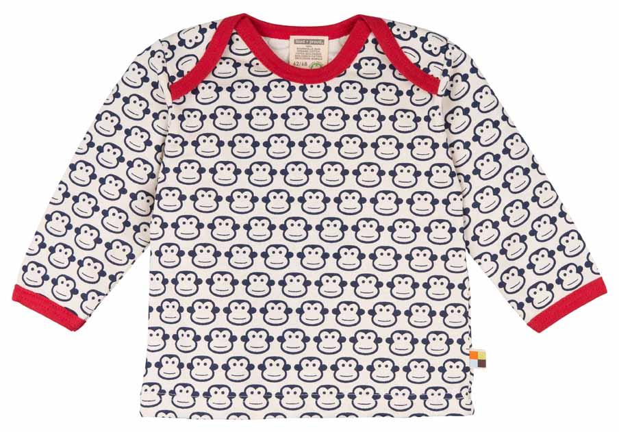 Loud + Proud longsleeve shirt Aap navy