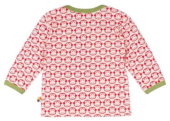 Loud + Proud shirt Aap tomato-7530