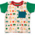Little Green Radicals shirt Fern Green Little Village-0