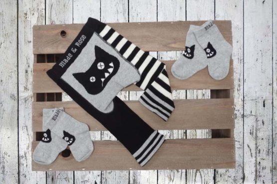 Blade & Rose sokken Crazy Cat-10275