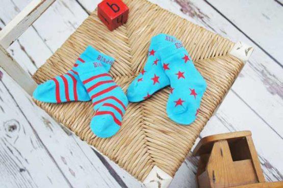 Blade & Rose sokken Regenboog-10853