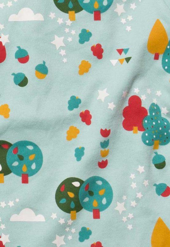 Little Green Radicals pyjama Vallende Blaadjes-10894