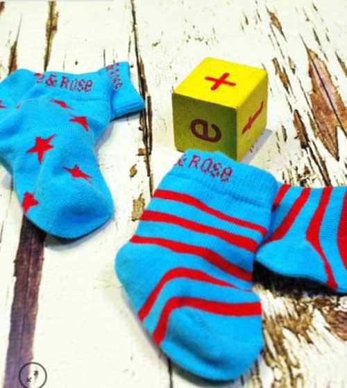 Blade & Rose sokken Regenboog-10645
