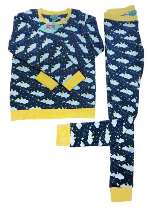 Slugs & Snails pyjama Lemon Lightening – 86