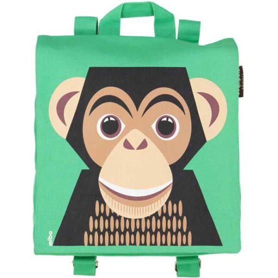 Coq en Pâte rugzak Chimpansee