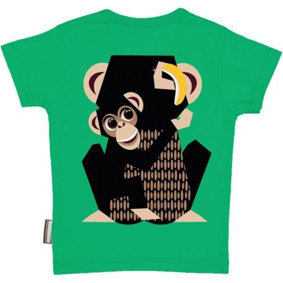 Coq en Pâte t-shirt Chimpansee -12322