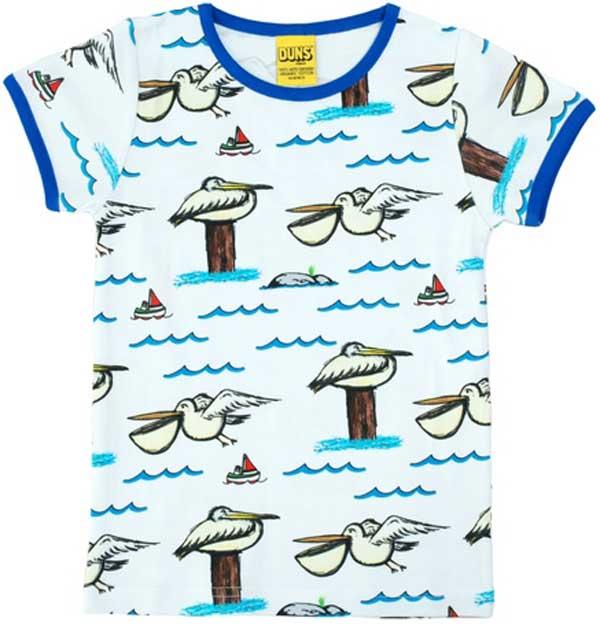 Duns t-shirt Pelikaan