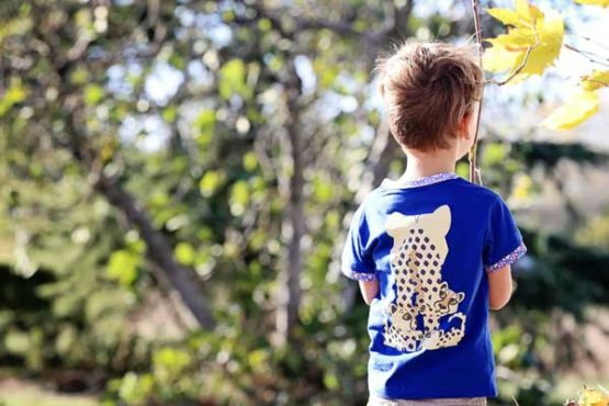 Coq en Pâte t-shirt Cheetah-12409