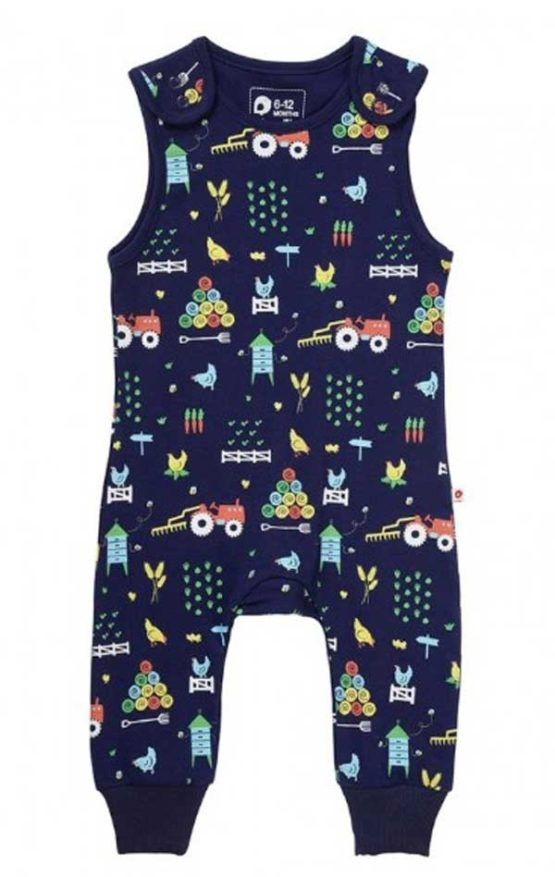 Piccalilly playsuit Farming – 56