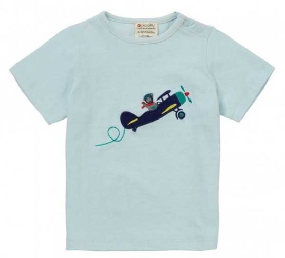 Piccalilly t-shirt Aeroplane – 92