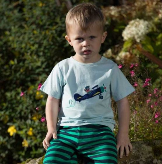 Piccalilly t-shirt Aeroplane-12574