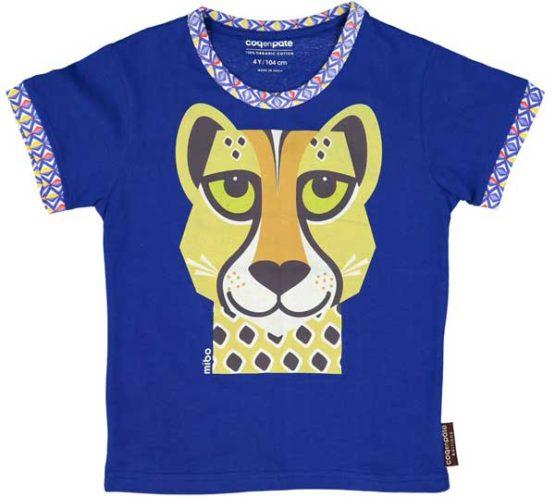 Coq en Pâte t-shirt Cheetah