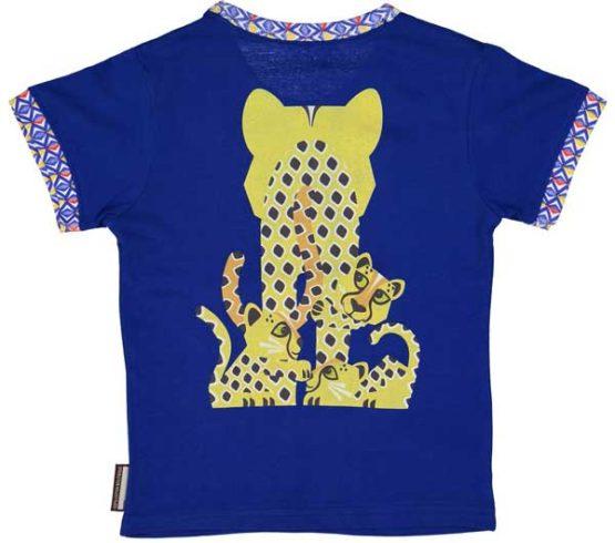 Coq en Pâte t-shirt Cheetah-12411