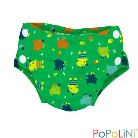 PoPoLiNi zwemluier Hippo Splash – S