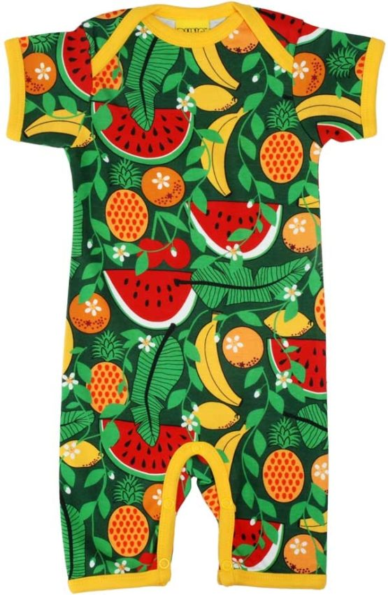 Duns summersuit Tropic