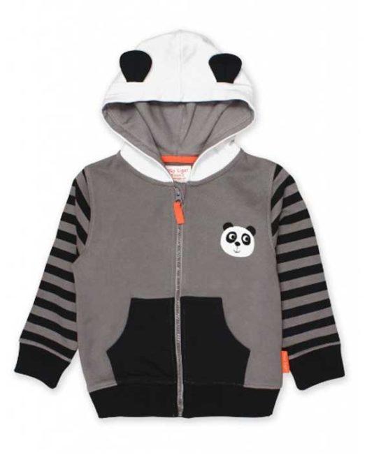 Toby Tiger hoodie Panda