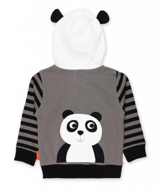 Toby Tiger hoodie Panda-13365