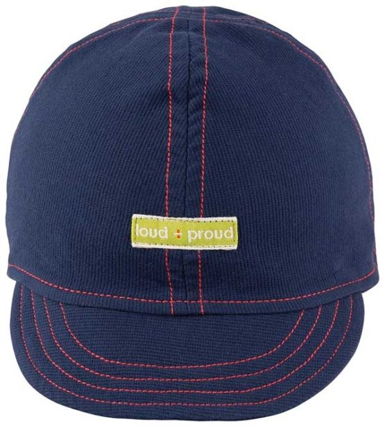 Loud + Proud Cap marine-13896
