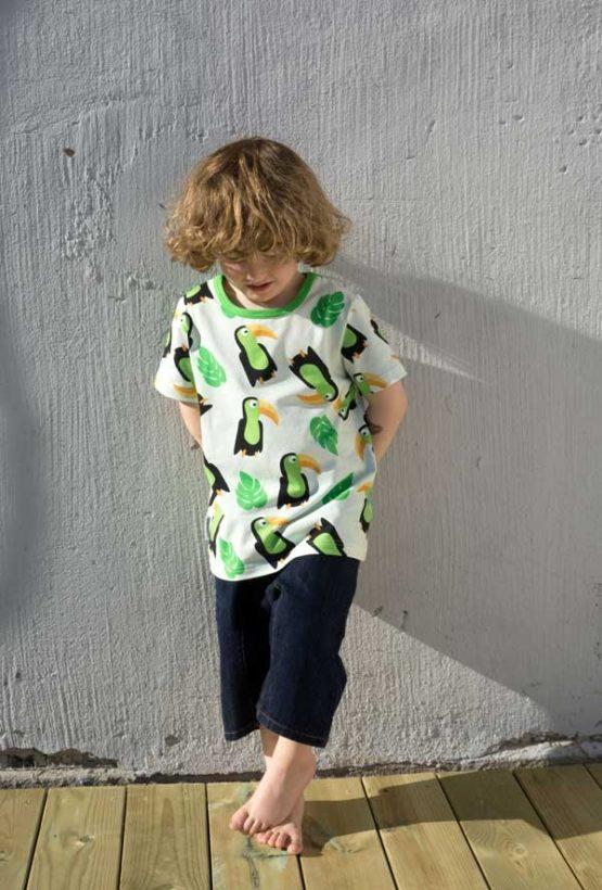 JNY t-shirt Tucan-14118
