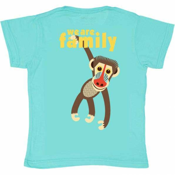 Coq en Pâte t-shirt Mandril-14355