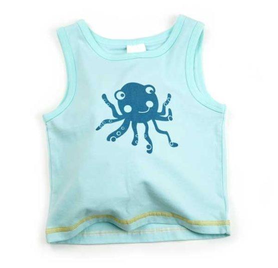 Blade & Rose tanktop Octopus
