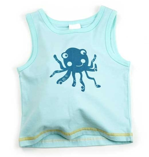 Blade & Rose tanktop Octopus – 3-6 t/m 18-24 maand