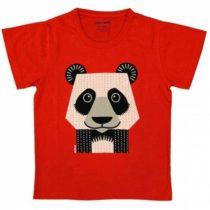 Coq en Pâte t-shirt Panda-0