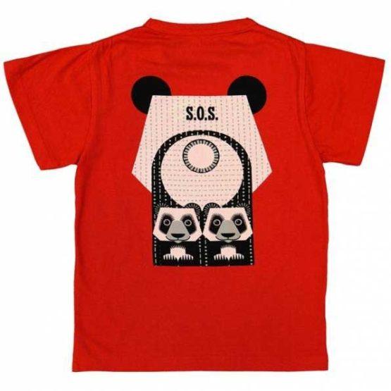 Coq en Pâte t-shirt Panda-14366