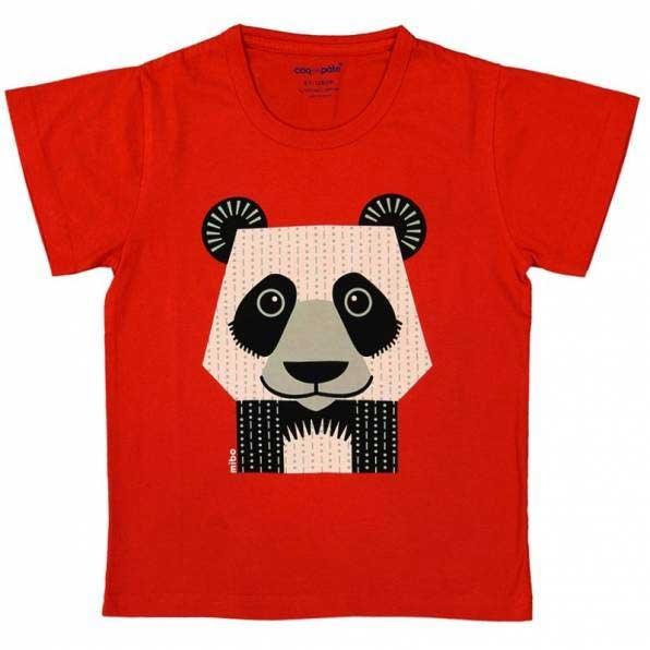 Coq en Pâte t-shirt Panda